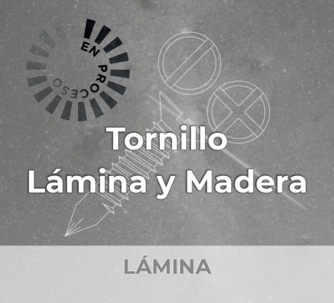 iGalga Tornillo lamina y madera lamina 2