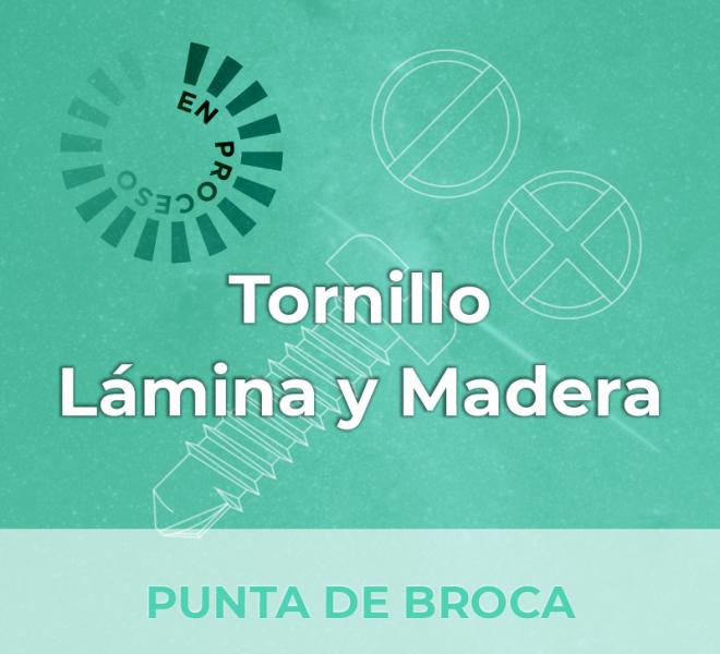 iGalga Tornillo lamina y madera punta broca 2